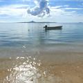 Photos: 備瀬の海なのです^^