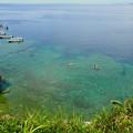 Photos: 真栄田岬は険しいのです^^