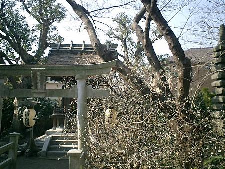 28)鎌倉市小町「宝戒寺」