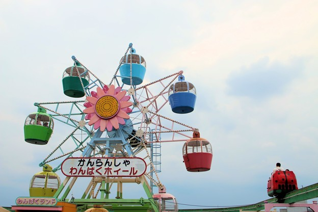 Photos: 川越 丸広百貨店 わんぱくランド閉園。