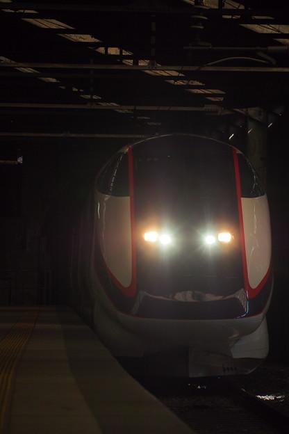 山形新幹線 峠駅