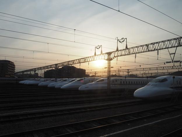博多新幹線車両基地