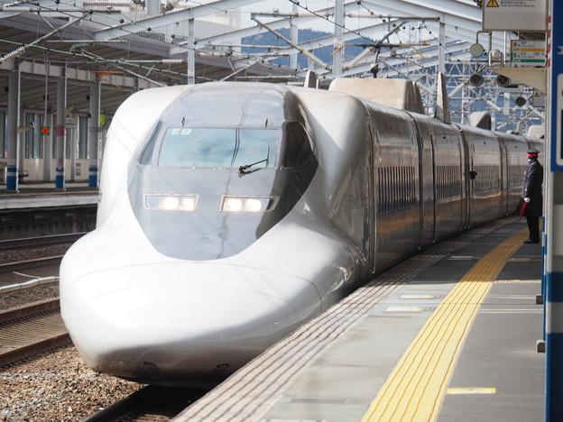 福山駅 700系