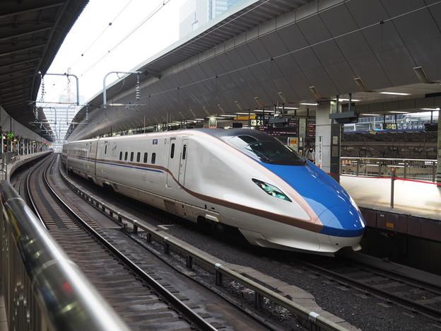 東京駅 E7系