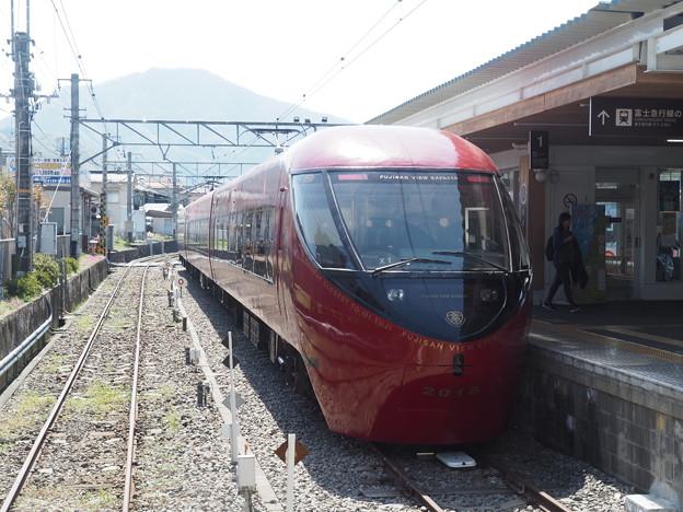 富士急行 大月駅 8500系