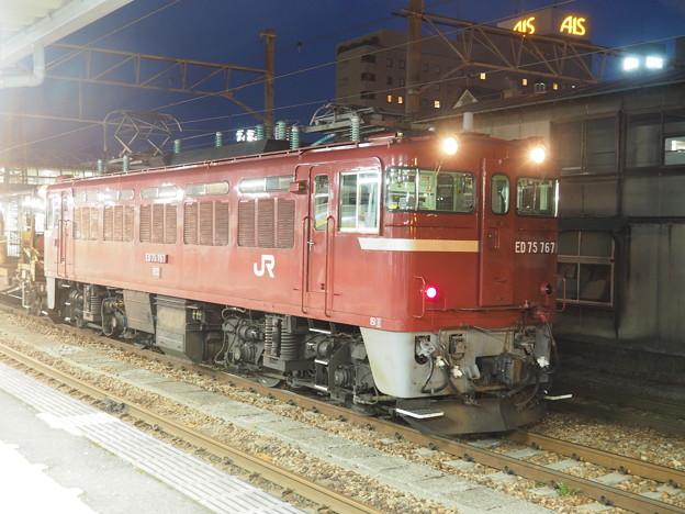 秋田駅 ED75