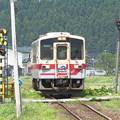 写真: 由利高原鉄道 西滝沢~吉沢