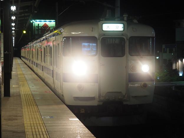 415系 別府駅