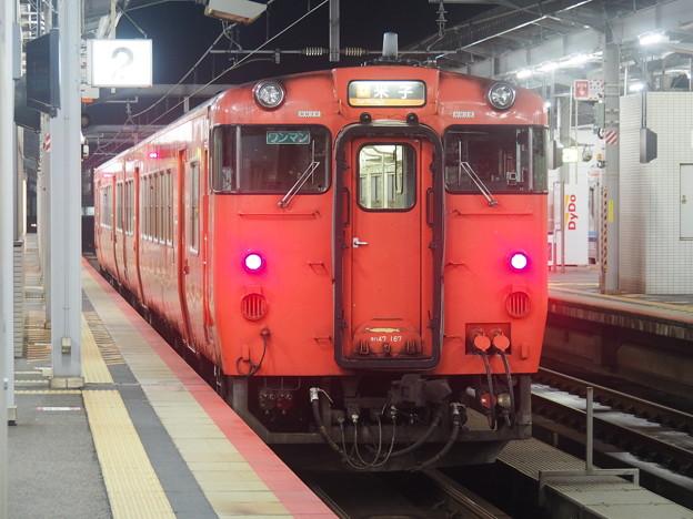 普通列車 出雲市駅
