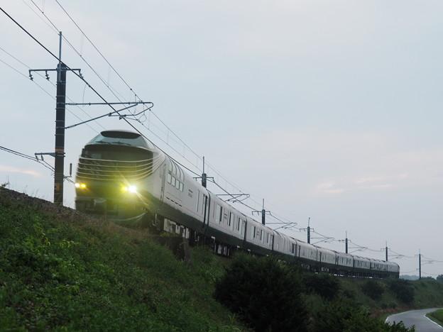寝台列車TWILIGHT EXPRESS 瑞風 出雲市ー直江
