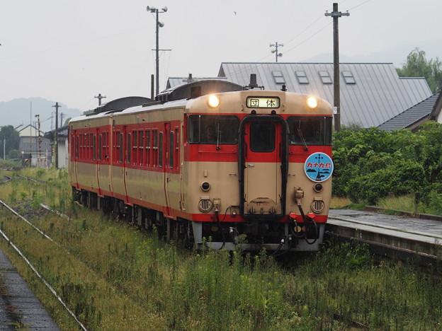 Photos: 急行 九十九島号 蔵宿駅