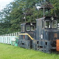 三笠鉄道記念館 太平洋炭礦坑外用8t電気機関車