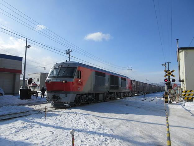 Photos: 函館方面貨物列車 1