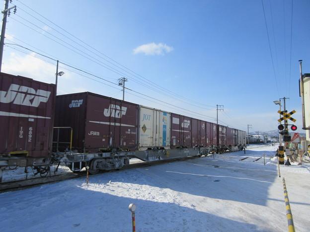 Photos: 函館方面貨物列車 9