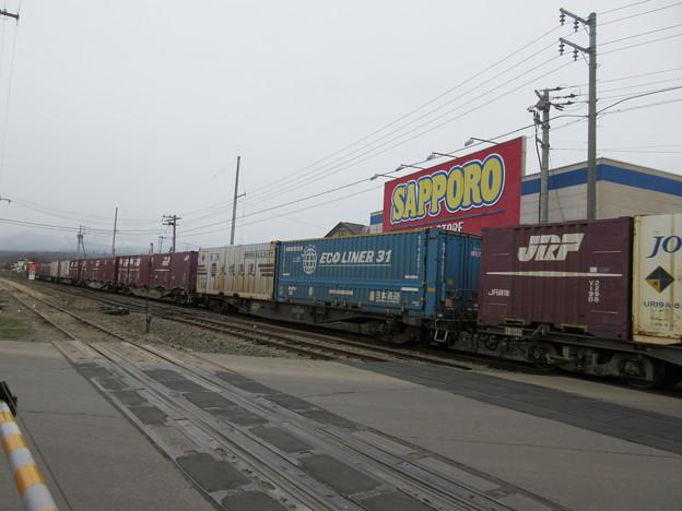 札幌方面貨物列車 5