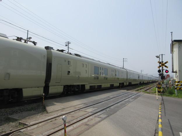 TRAIN SUITE 四季島 2