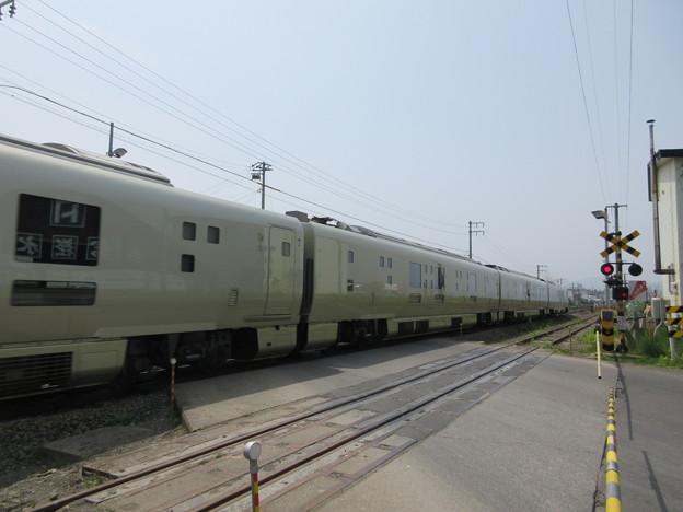 TRAIN SUITE 四季島 4