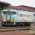 Photos: キハ40 1809「道南 海の恵み」9