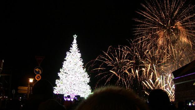 函館クリスマスファンタジー 点灯式 31