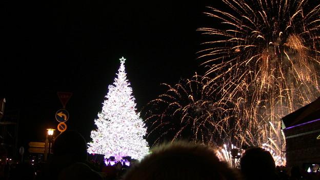 函館クリスマスファンタジー 点灯式 32