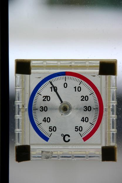 気温-10気温