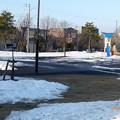 写真: 雪解公園