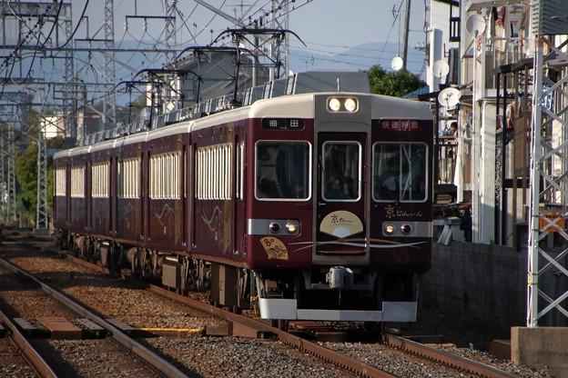 阪急6300系京とれいん