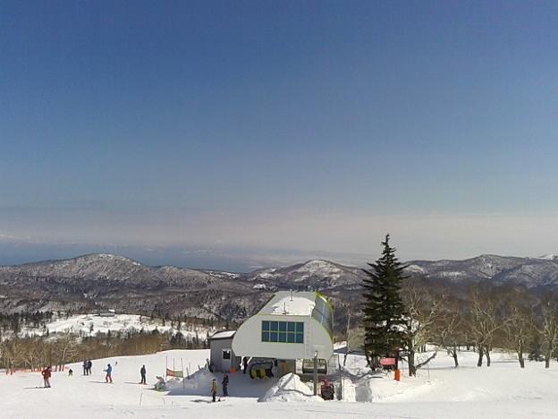 今日は札幌国際。オフです。