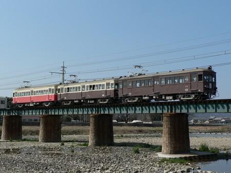 高松琴平電気鉄道3000形300号ほか