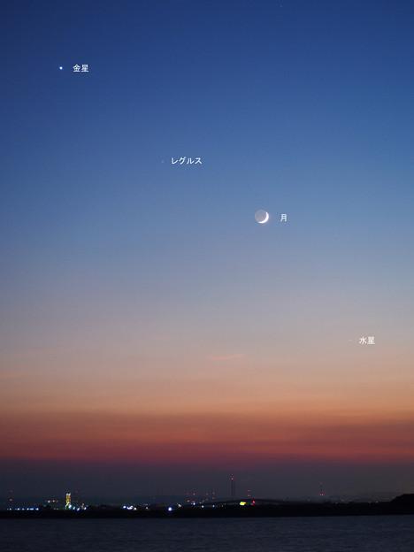 写真: 0715夕空