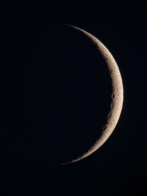 0803の月