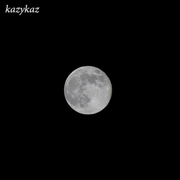 Photos: 春分の満月