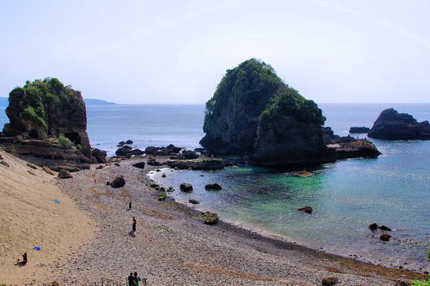写真: 下田・田牛2