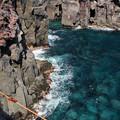 写真: 城ケ崎・吊り橋1