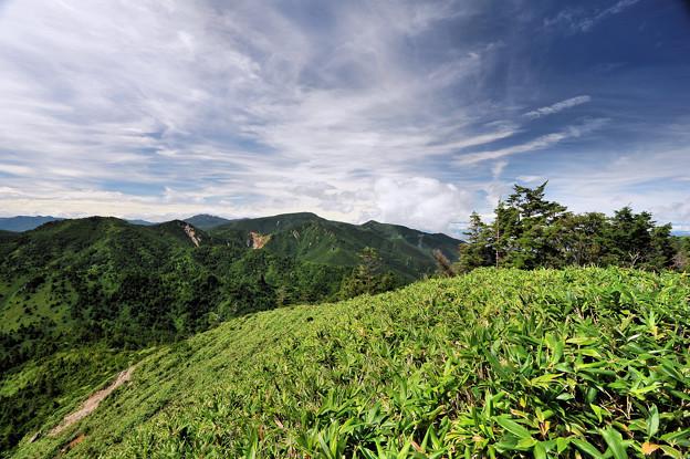 ササ山:志賀高原
