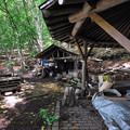 炭焼き小屋:志賀高原