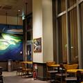 Photos: 無人カフェにて