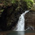 Photos: なべ滝・・あまり涼しくない