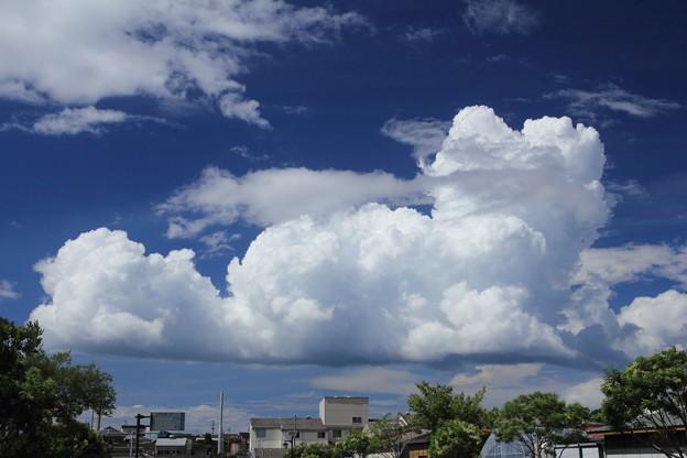 Photos: 雲浮かぶ