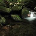 写真: 寒川水源の下流
