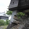 Photos: まだ手つかず・・熊本城