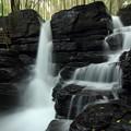 Photos: 箱滝上の段
