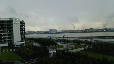 東京の工場地帯