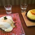 写真: ハナハナカフェのパンケーキ