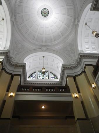 国立科学博物館エントランス