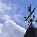 写真: とんがり屋根