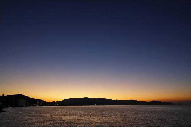 夕凪の瀬戸