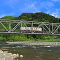 Photos: 橋渡る