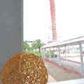 Photos: 港の窓辺