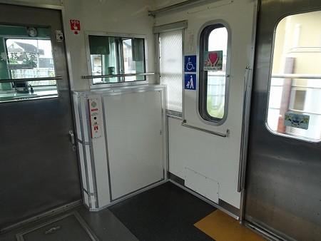 sb101-車椅子スペース